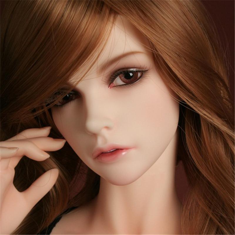 人形ウィッグ BJDウィッグ Jessica 長巻き髪 1/3 単独で購入できない製品図2