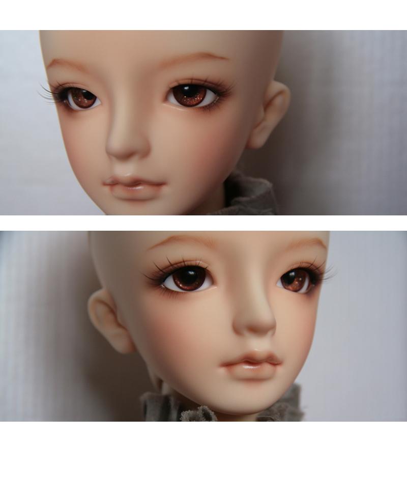 ドール本体 LUST 教C BJD人形 SD人形 1/4製品図3