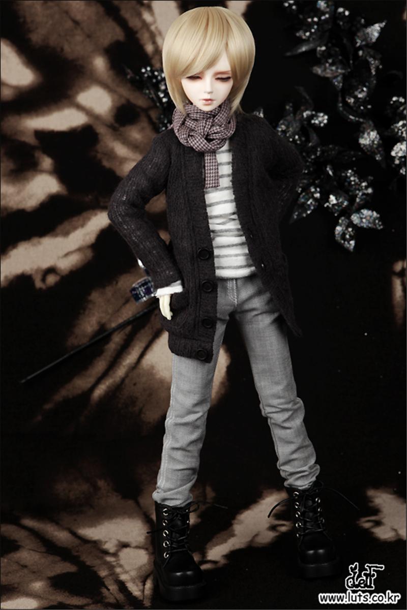 ドール本体 Junior Delf TERRA DREAMING BJD人形 SD人形 1/3製品図5