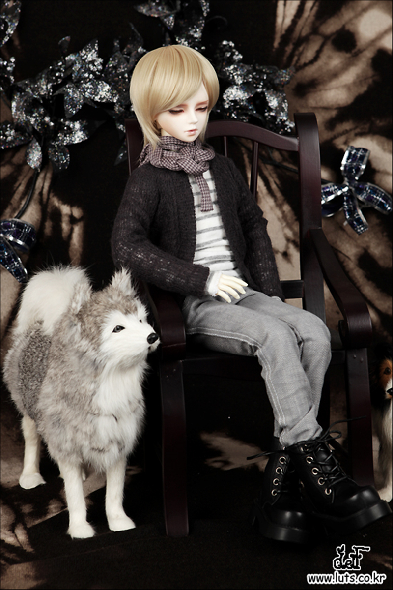 ドール本体 Junior Delf TERRA DREAMING BJD人形 SD人形 1/3製品図3