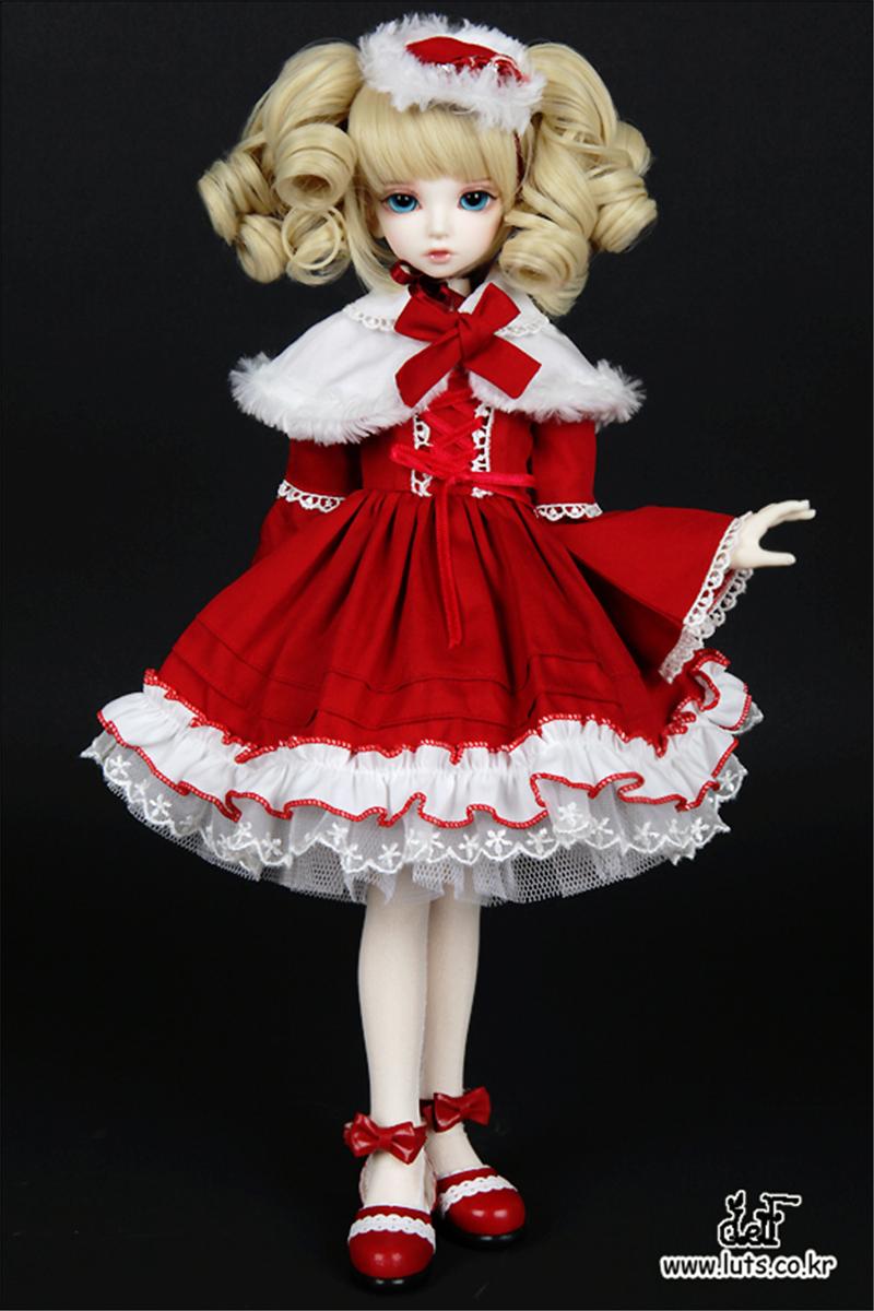 ドール本体 Kid Delf KIWI BJD人形 SD人形 1/4製品図2