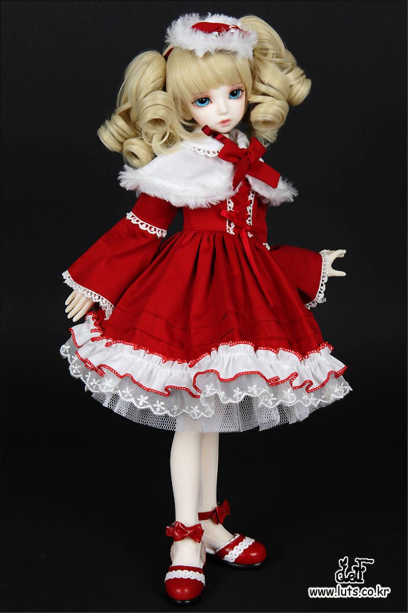 ドール本体 Kid Delf KIWI BJD人形 SD人形 1/4製品図3