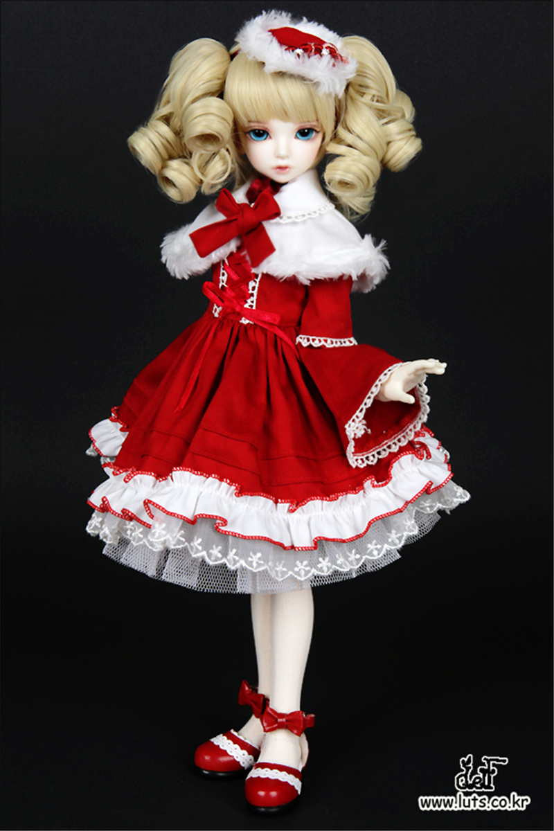 ドール本体 Kid Delf KIWI BJD人形 SD人形 1/4製品図4