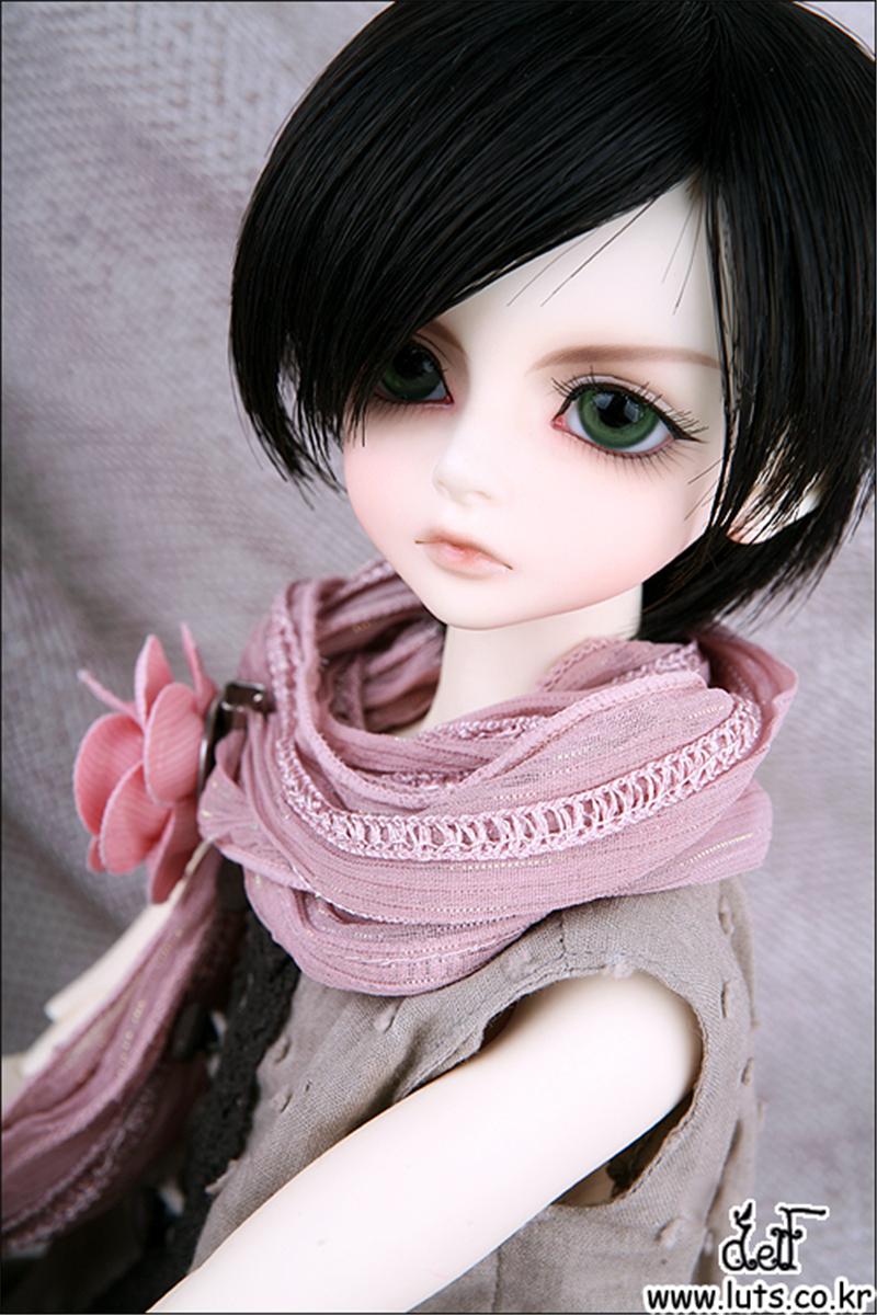 ドール本体 LUTS Kid Delf Boy BORY BJD人形 SD人形 1/4製品図1