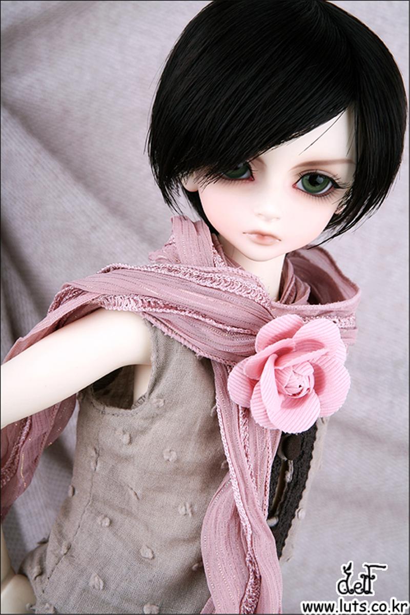 ドール本体 LUTS Kid Delf Boy BORY BJD人形 SD人形 1/4製品図2