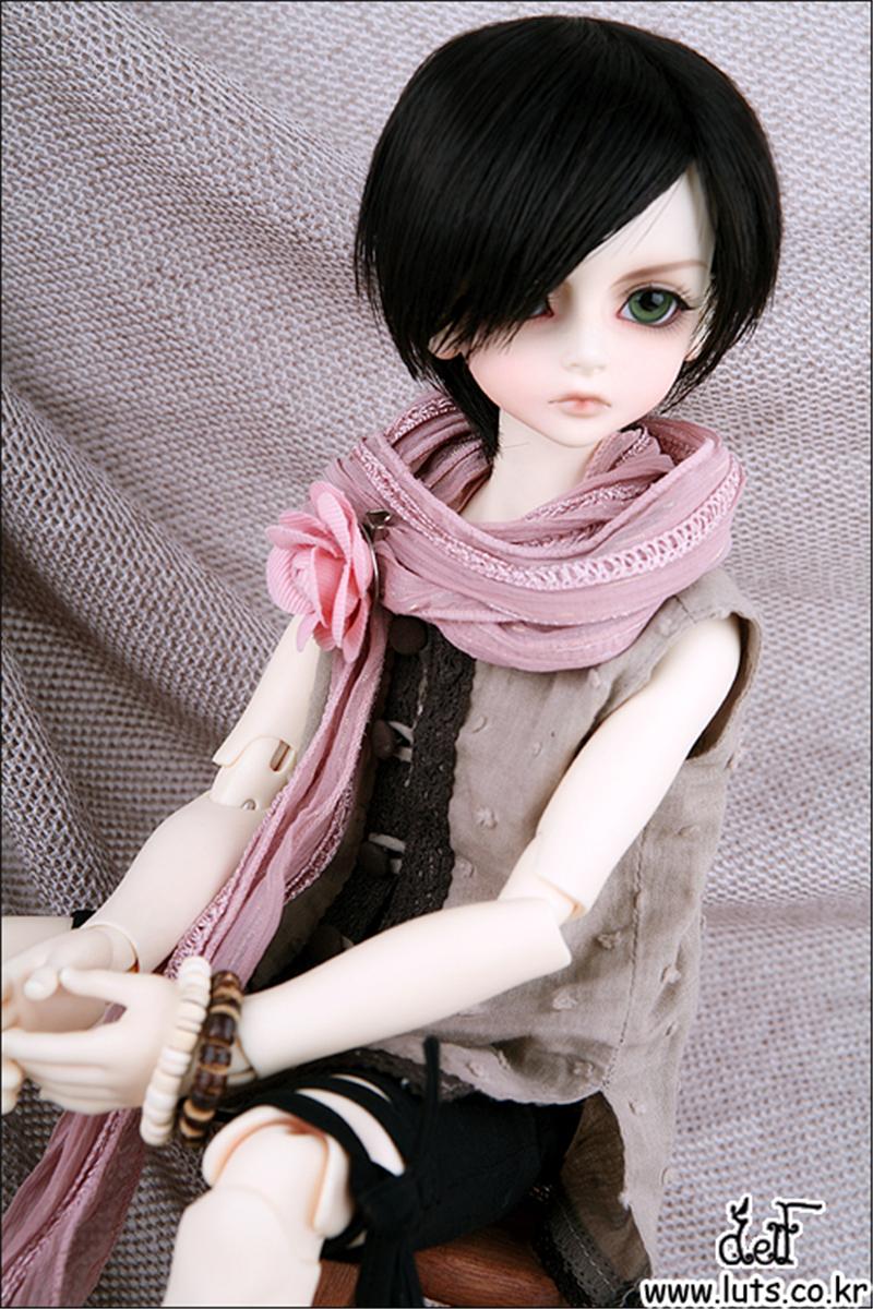 ドール本体 LUTS Kid Delf Boy BORY BJD人形 SD人形 1/4製品図4
