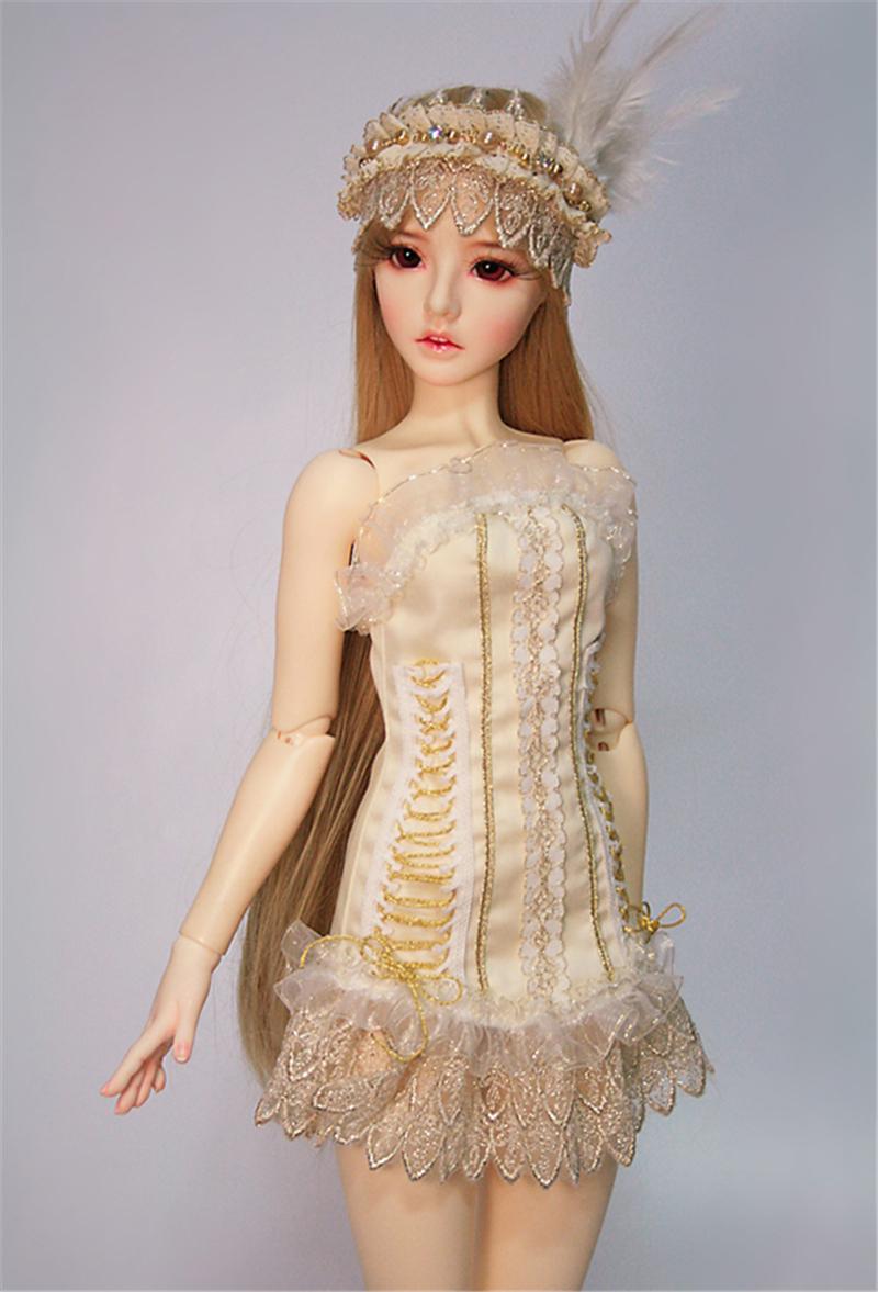 ドール本体 supia Juah BJD人形 SD人形 1/3製品図4