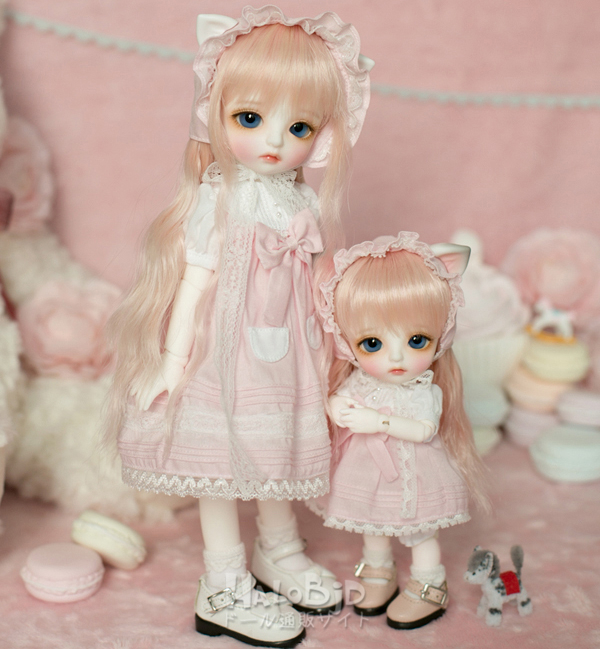 ドール本体 Lina Daisy BJD人形 SD人形 1/6サイズ 人形ボディ製品図4