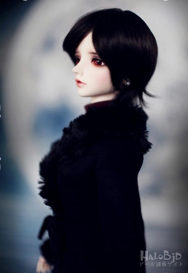 ドール本体 LM Giselle BJD人形 SD人形 1/3サイズ 人形ボディ製品図6