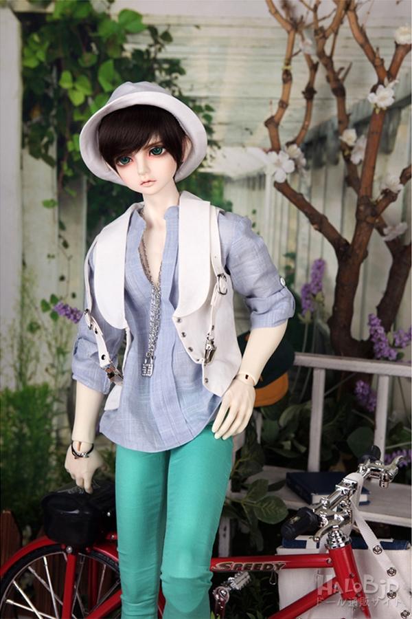 ドール本体 luts Senior65 Delf bory 男の子 BJD人形 SD人形 1/3サイズ 人形ボディ製品図5