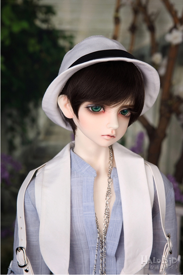 ドール本体 luts Senior65 Delf bory 男の子 BJD人形 SD人形 1/3サイズ 人形ボディ製品図2