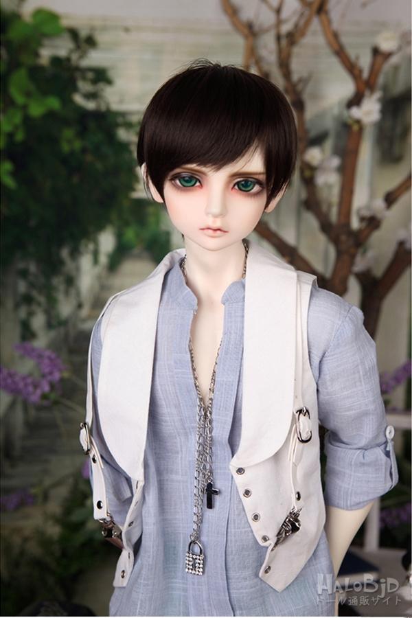 ドール本体 luts Senior65 Delf bory 男の子 BJD人形 SD人形 1/3サイズ 人形ボディ製品図3
