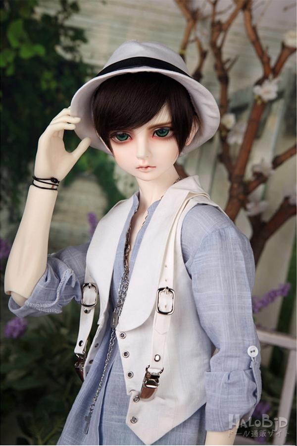 ドール本体 luts Senior65 Delf bory 男の子 BJD人形 SD人形 1/3サイズ 人形ボディ製品図4