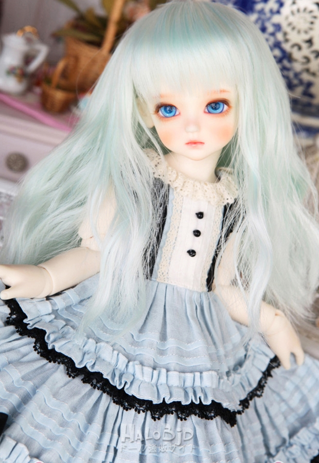 ドール本体 LUTS URIEL 女の子 BJD人形 SD人形 1/6サイズ 人形ボディ製品図5