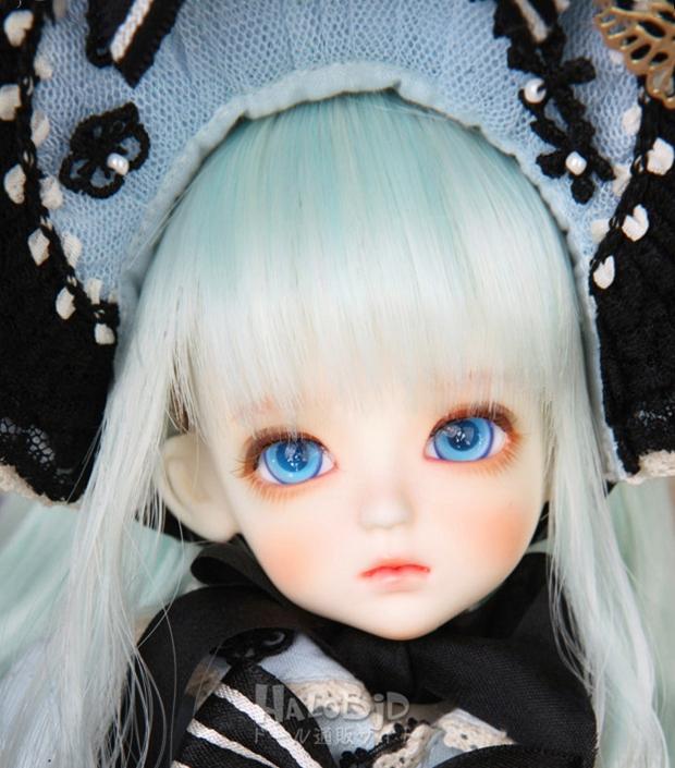 ドール本体 LUTS URIEL 女の子 BJD人形 SD人形 1/6サイズ 人形ボディ製品図6