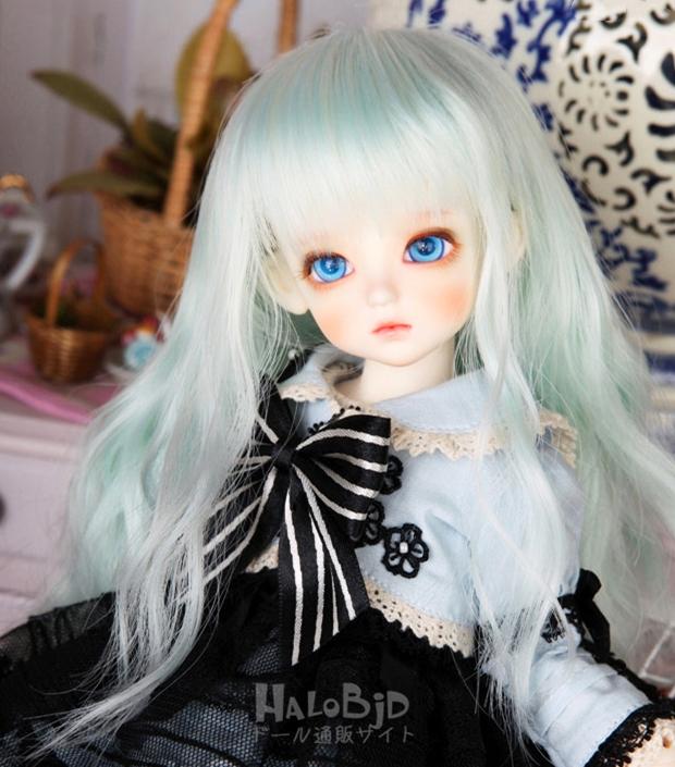 ドール本体 LUTS URIEL 女の子 BJD人形 SD人形 1/6サイズ 人形ボディ製品図7