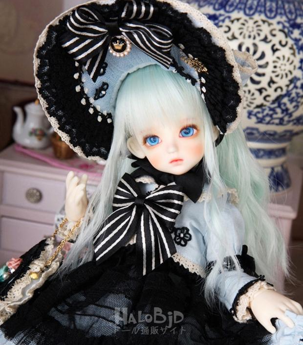 ドール本体 LUTS URIEL 女の子 BJD人形 SD人形 1/6サイズ 人形ボディ製品図1
