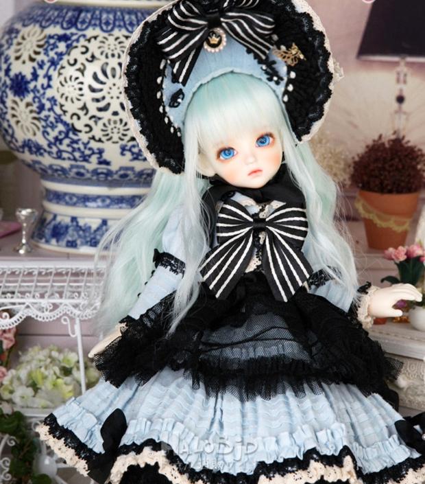 ドール本体 LUTS URIEL 女の子 BJD人形 SD人形 1/6サイズ 人形ボディ製品図2