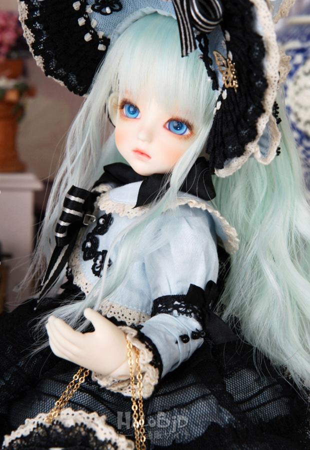 ドール本体 LUTS URIEL 女の子 BJD人形 SD人形 1/6サイズ 人形ボディ製品図3