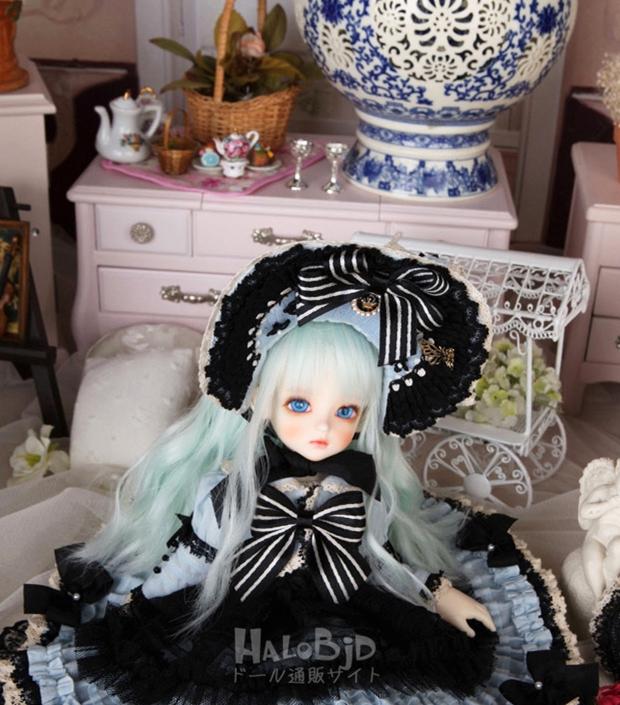 ドール本体 LUTS URIEL 女の子 BJD人形 SD人形 1/6サイズ 人形ボディ製品図4