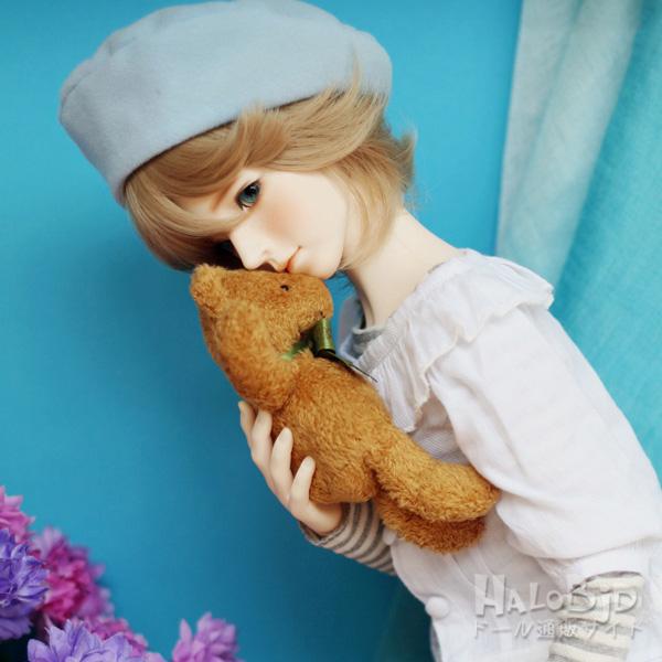 ドール本体 Migi Ryu SDGR男体 男の子 BJD人形 SD人形 1/3サイズ 人形ボディ製品図2