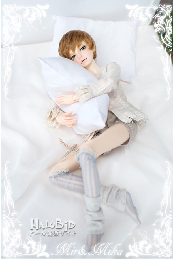 ドール本体 minifee mika 男の子 BJD人形 SD人形 1/4サイズ 人形ボディ製品図5
