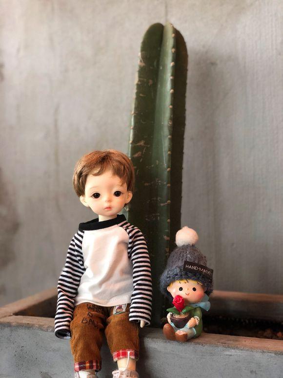 ドール本体 soo yosd 男女 BJD人形 SD人形 1/6サイズ 人形ボディ製品図4