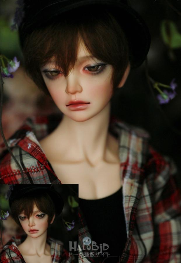 ドール本体 Switch MILHWA SNG 男の子 BJD人形 SD人形 1/3サイズ 人形ボディ製品図5