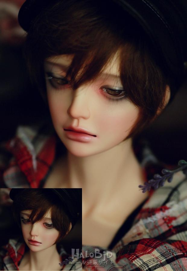 ドール本体 Switch MILHWA SNG 男の子 BJD人形 SD人形 1/3サイズ 人形ボディ製品図6