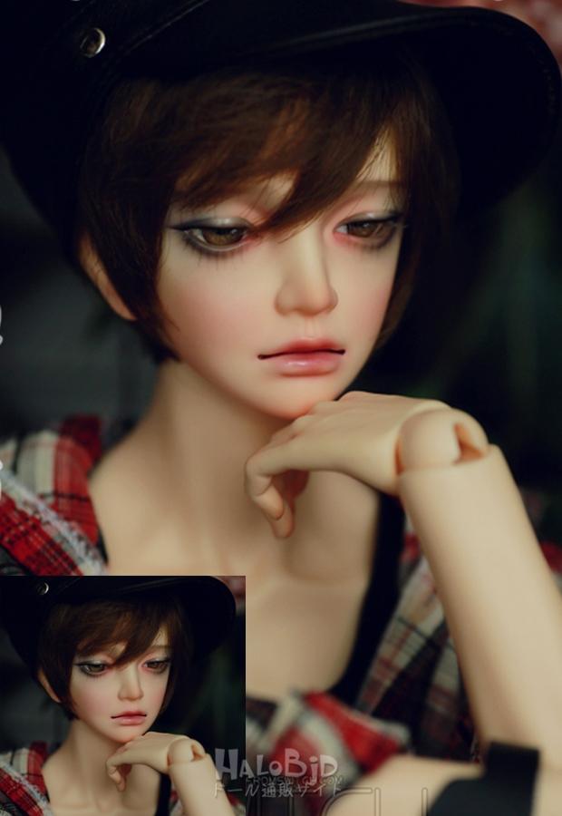 ドール本体 Switch MILHWA SNG 男の子 BJD人形 SD人形 1/3サイズ 人形ボディ製品図7