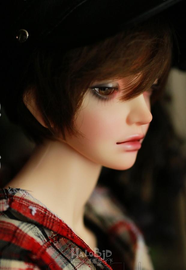 ドール本体 Switch MILHWA SNG 男の子 BJD人形 SD人形 1/3サイズ 人形ボディ製品図1
