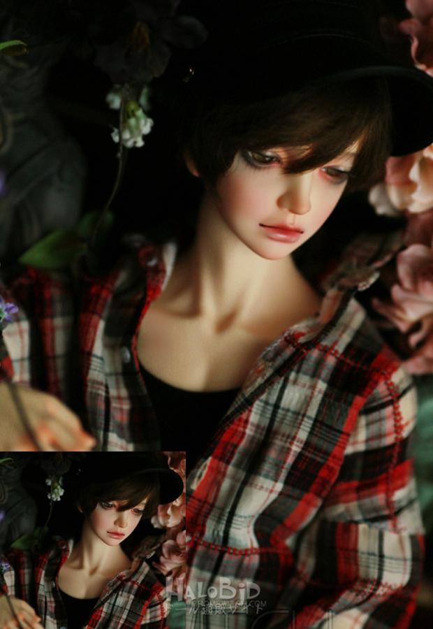 ドール本体 Switch MILHWA SNG 男の子 BJD人形 SD人形 1/3サイズ 人形ボディ製品図3