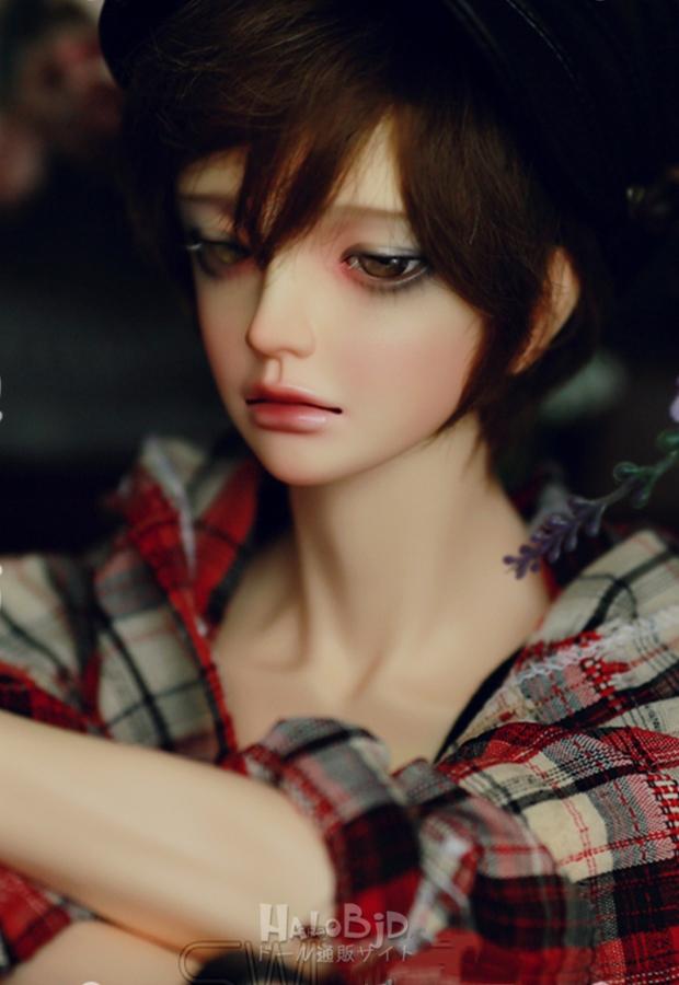 ドール本体 Switch MILHWA SNG 男の子 BJD人形 SD人形 1/3サイズ 人形ボディ製品図4