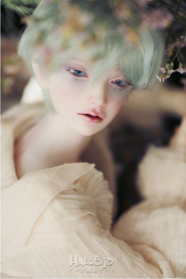 ドール本体 SWITCH 少年記SNG Waseon:rosy white 男の子 BJD人形 SD人形 1/3サイズ 人形ボディ製品図3