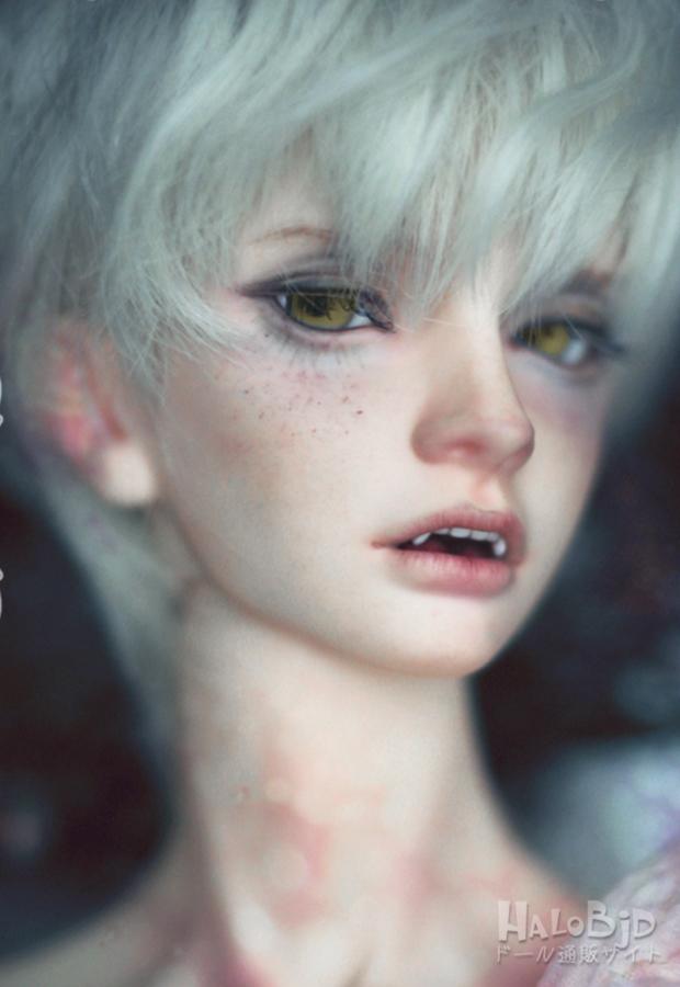 ドール本体 [SOSEO] switch 少年記SNG 男の子 BJD人形 SD人形 1/3サイズ 人形ボディ製品図1