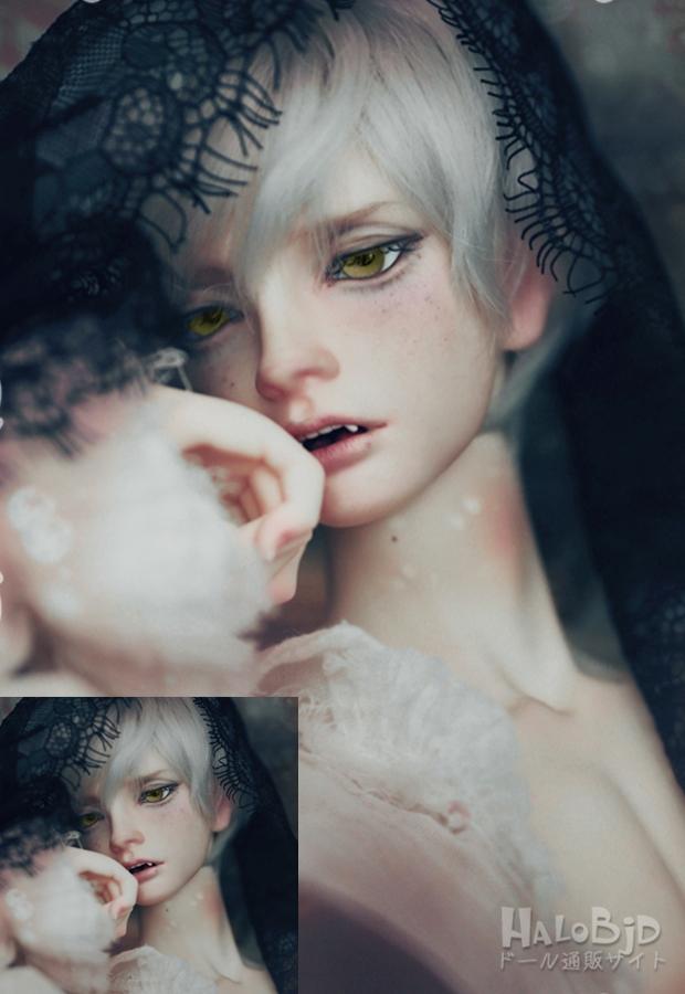 ドール本体 [SOSEO] switch 少年記SNG 男の子 BJD人形 SD人形 1/3サイズ 人形ボディ製品図3