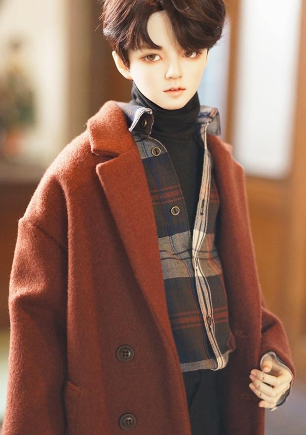 ドール本体 DM Jaeii 才异 男の子 BJD人形 SD人形 1/3サイズ 人形ボディ製品図5