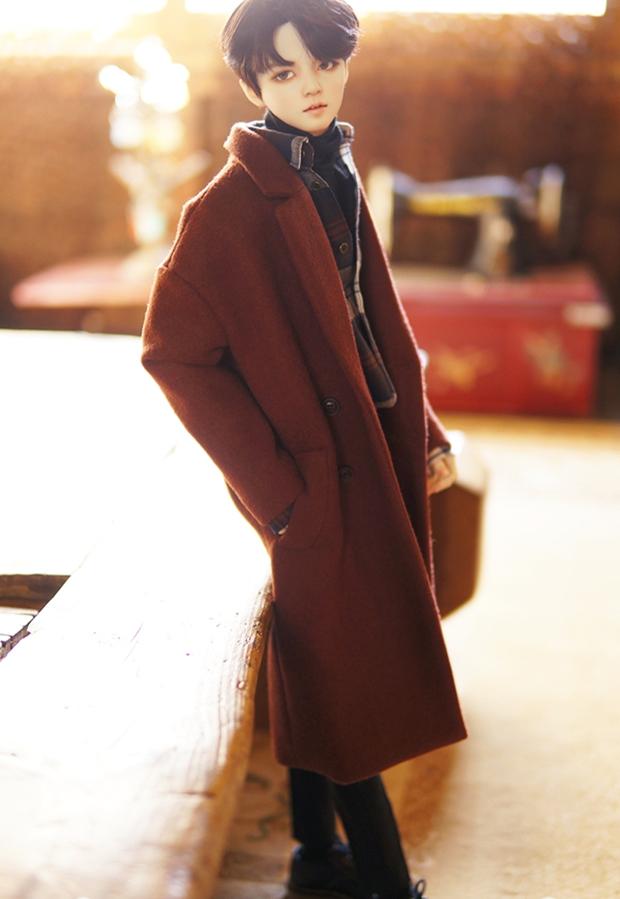 ドール本体 DM Jaeii 才异 男の子 BJD人形 SD人形 1/3サイズ 人形ボディ製品図6