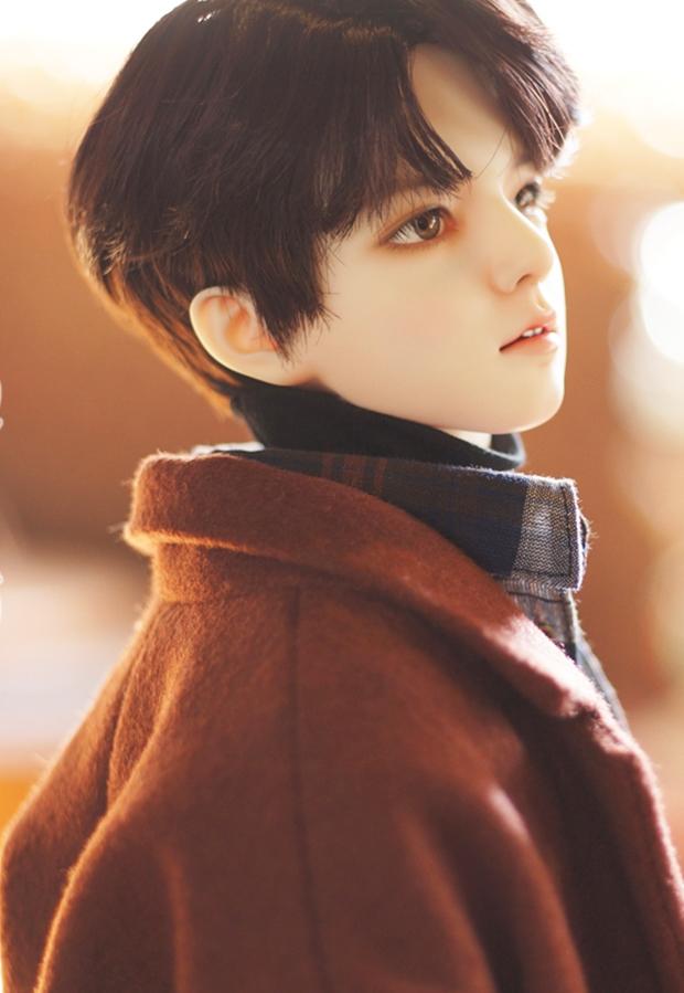 ドール本体 DM Jaeii 才异 男の子 BJD人形 SD人形 1/3サイズ 人形ボディ製品図4