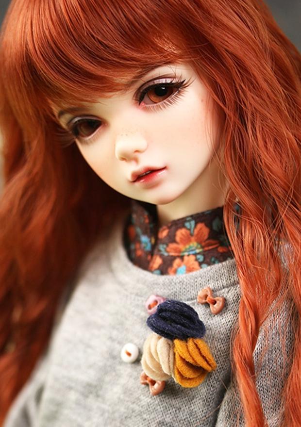 ドール本体 IP AMY 女の子 BJD人形 SD人形 1/4サイズ 人形ボディ製品図1