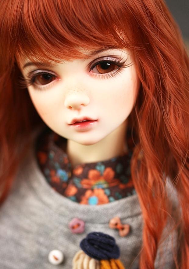 ドール本体 IP AMY 女の子 BJD人形 SD人形 1/4サイズ 人形ボディ製品図3