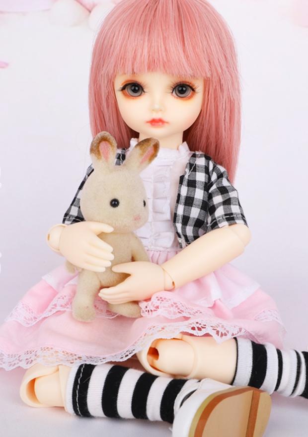 ドール本体 Lina 女の子 BJD人形 SD人形 1/6サイズ 人形ボディ製品図5