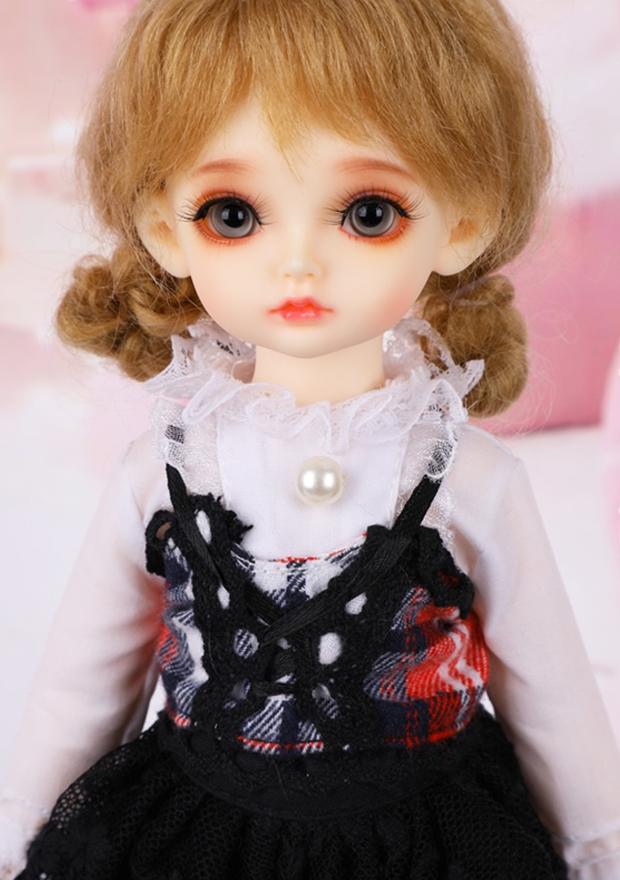 ドール本体 Lina 女の子 BJD人形 SD人形 1/6サイズ 人形ボディ製品図1
