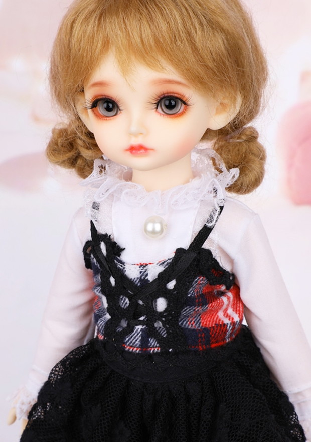 ドール本体 Lina 女の子 BJD人形 SD人形 1/6サイズ 人形ボディ製品図2