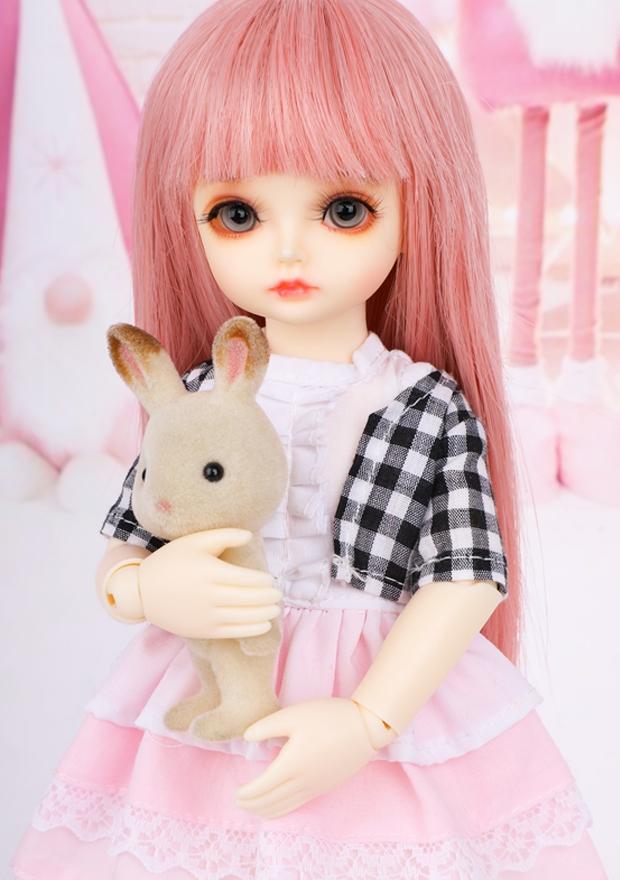 ドール本体 Lina 女の子 BJD人形 SD人形 1/6サイズ 人形ボディ製品図3