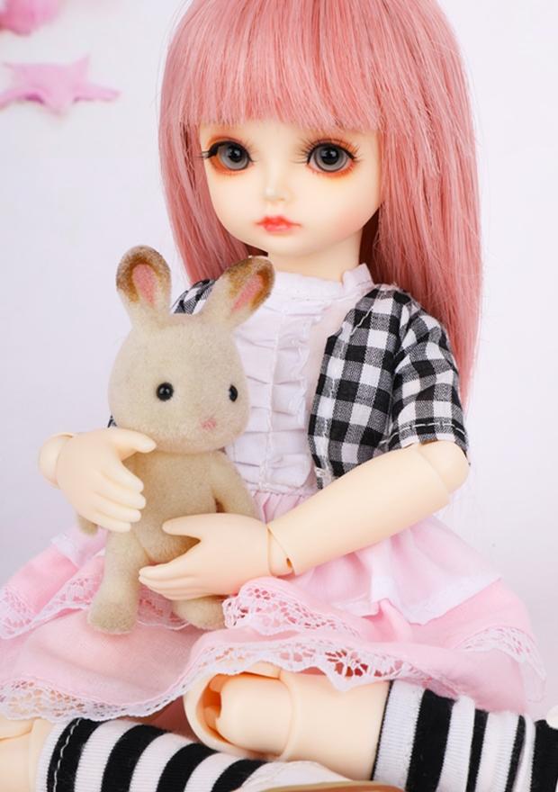 ドール本体 Lina 女の子 BJD人形 SD人形 1/6サイズ 人形ボディ製品図4