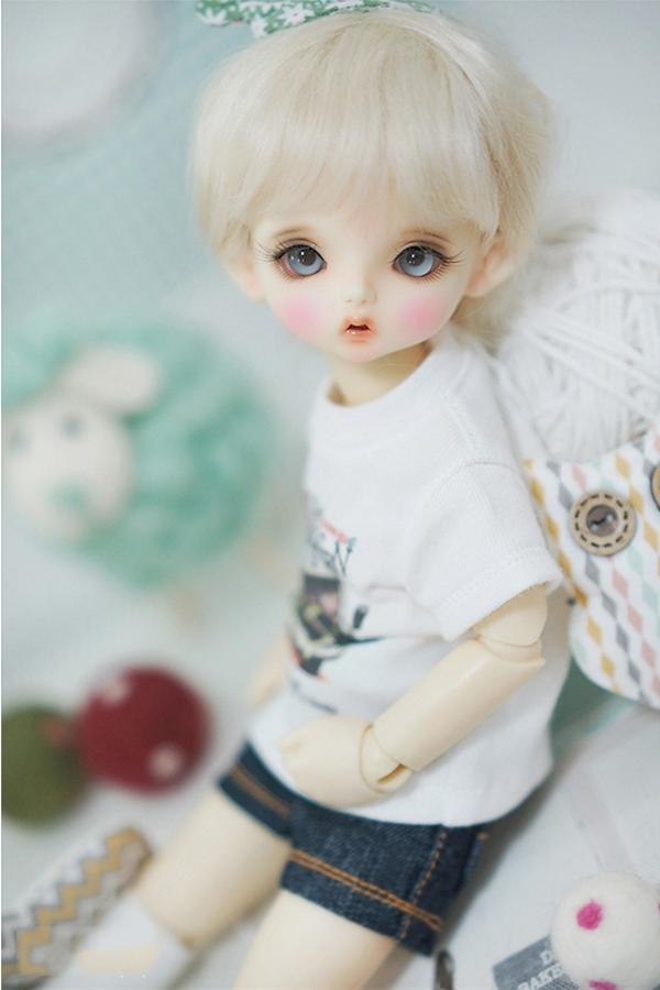 ドール本体 mayo 女男 BJD人形 SD人形 1/6サイズ 人形ボディ製品図5