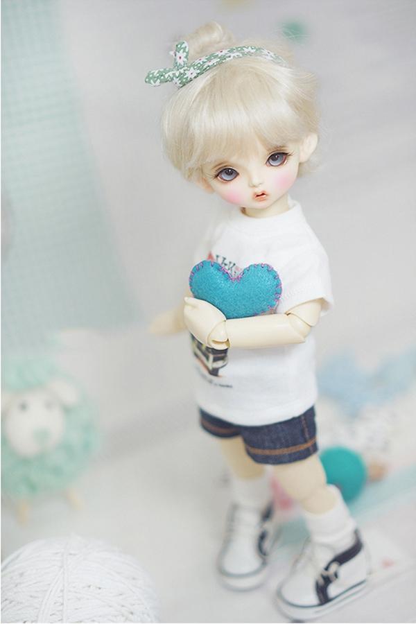 ドール本体 mayo 女男 BJD人形 SD人形 1/6サイズ 人形ボディ製品図6