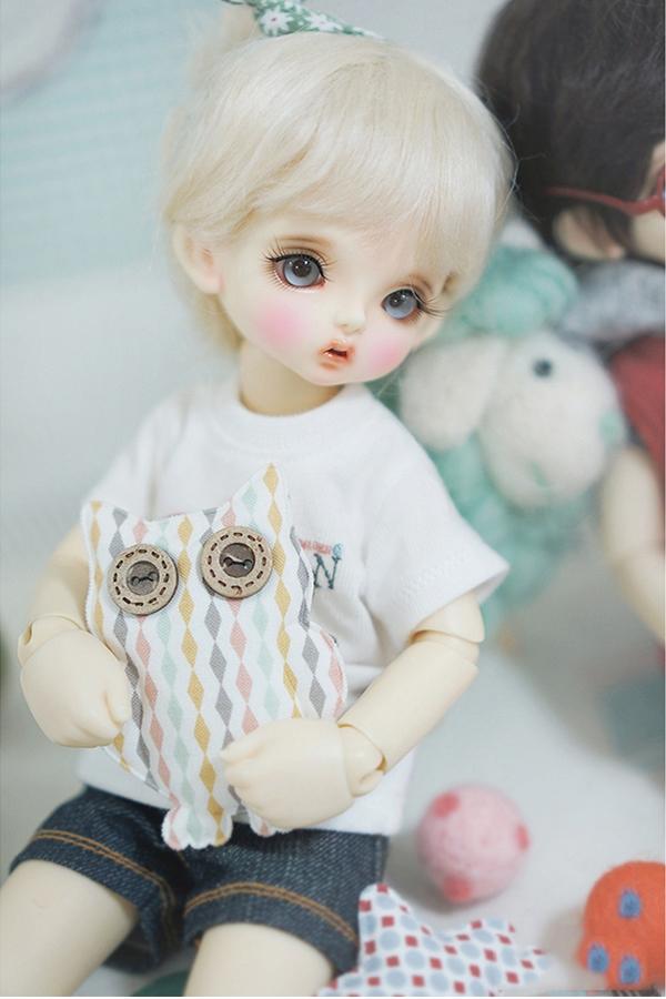 ドール本体 mayo 女男 BJD人形 SD人形 1/6サイズ 人形ボディ製品図2