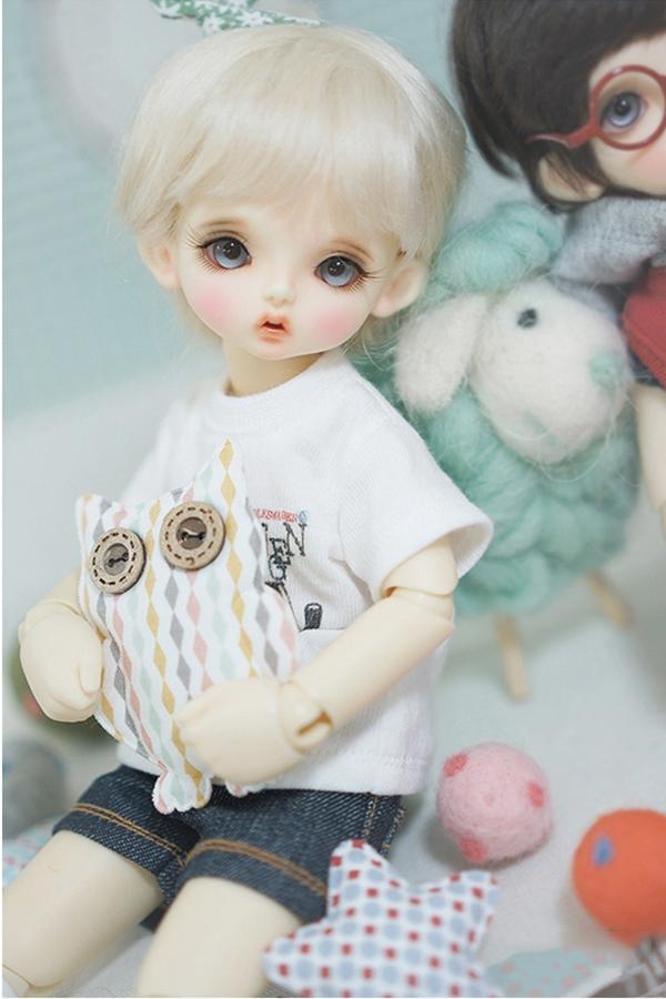 ドール本体 mayo 女男 BJD人形 SD人形 1/6サイズ 人形ボディ製品図3